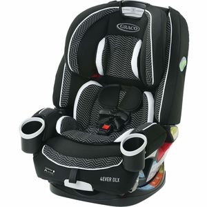 Graco 4Ever DLX 4-in-1 All-in-One Convertible Car Seat - Zagg