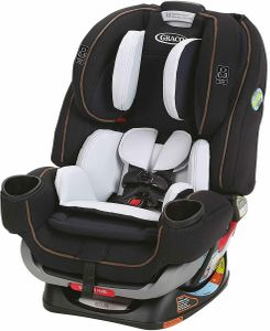 Graco 4Ever Extend2Fit 4-in-1 Car Seat - Hyde