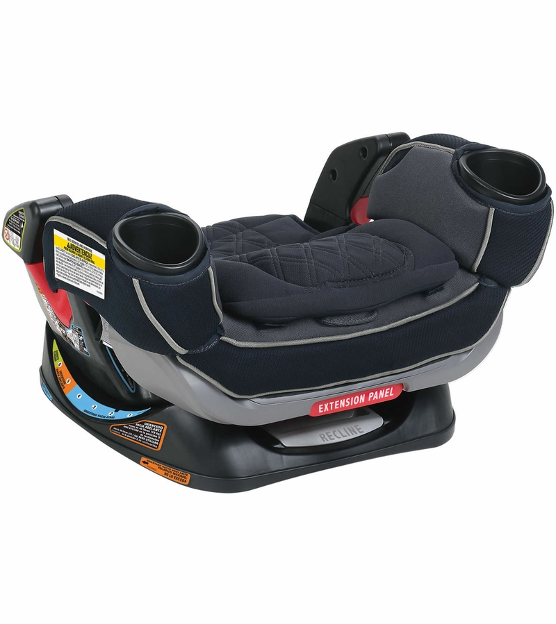 Graco 4Ever Extend2Fit Platinum 4 In 1 Car Seat