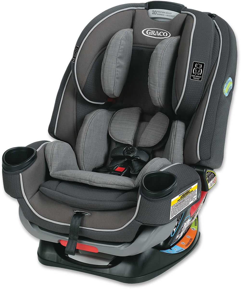 Graco 4ever Extend2fit All In One Convertible Car Seat Passport