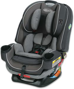Graco 4Ever Extend2Fit All in One Convertible Car Seat - Passport