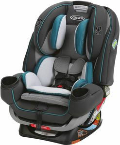 Graco 4Ever Extend2Fit All in One Convertible Car Seat - Seaton