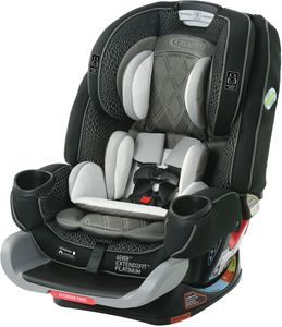 Graco 4Ever Extend2Fit Platinum 4-in-1 Car Seat - Hurley