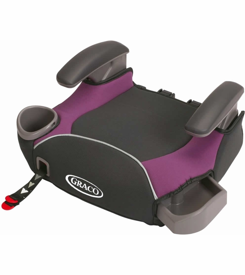 Graco AFFIX Backless Booster Car Seat With Latch System