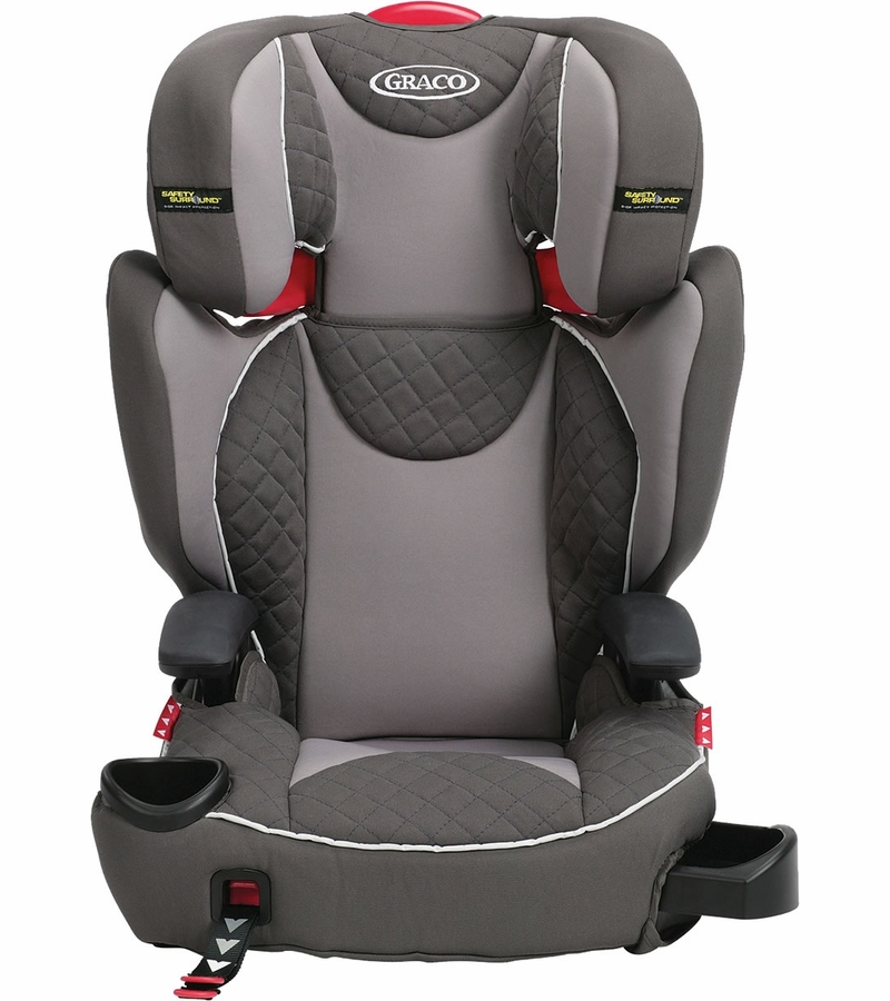 Graco AFFIX Highback Booster Car Seat With Safety Surround And Latch