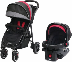 Graco Aire4 XT Travel System - Marco