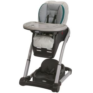 Graco Blossom 4-in-1 Highchair - Sapphire
