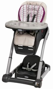 Graco Blossom 4-in-1 Highchair - Nyssa