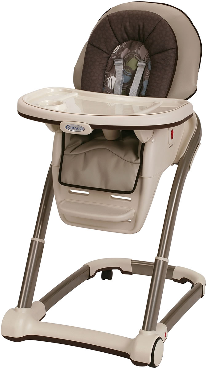 948d854bf Graco Blossom 4-in-1 Highchair - Roundabout