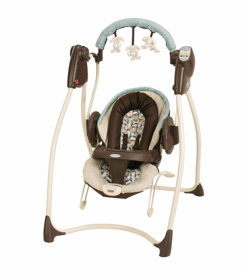 Graco Duet 2 In 1 Swing Bounce With Plug Carlisle