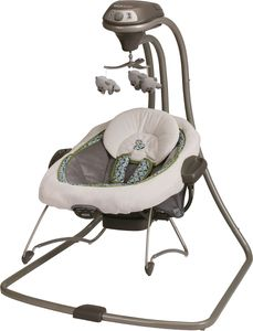 Graco DuetConnect Swing + Bouncer - Monroe