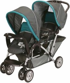 Graco DuoGlider Classic Connect Stroller - Dragonfly