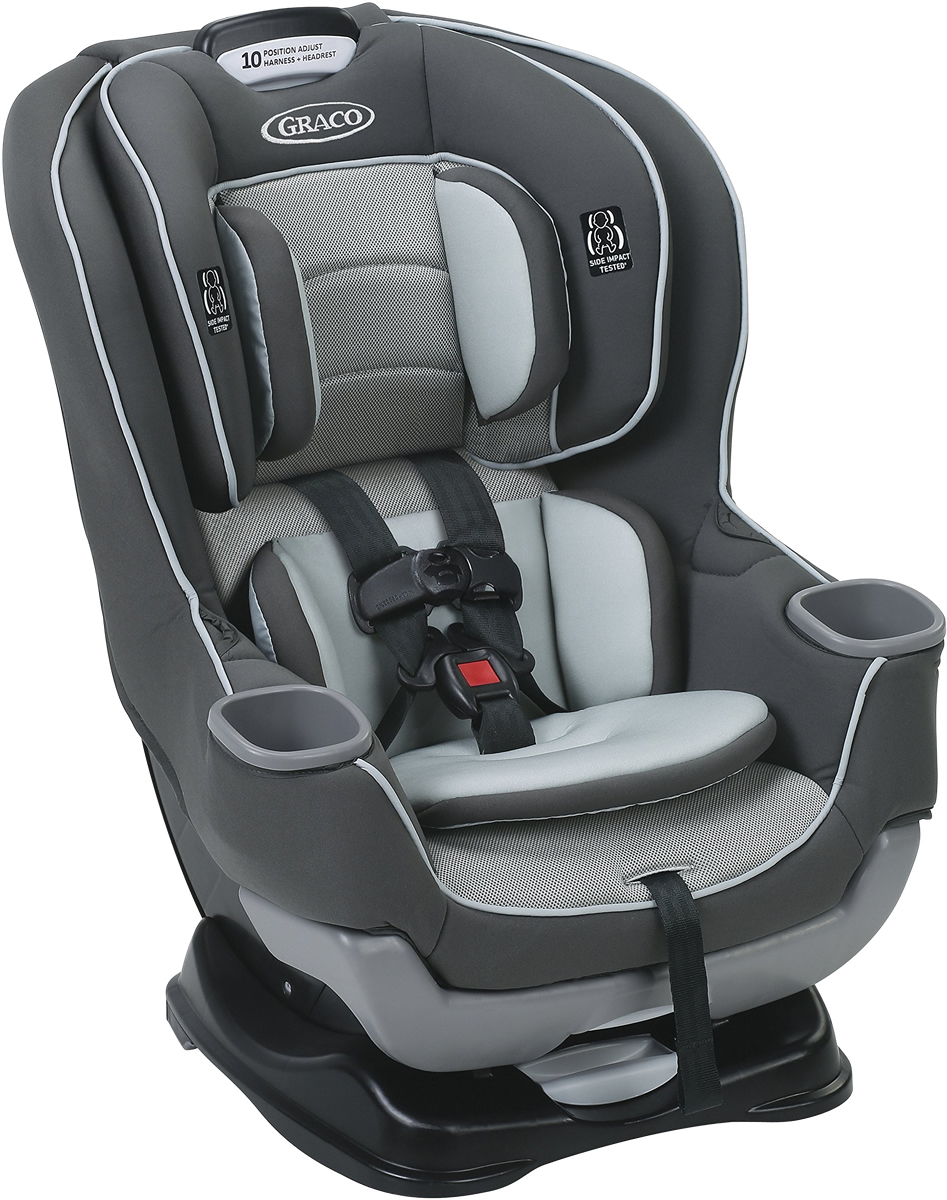 Graco Extend2fit Convertible Car Seat Mack
