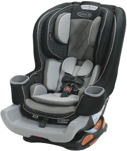 Graco Extend2Fit Platinum Convertible Car Seat - Hurley