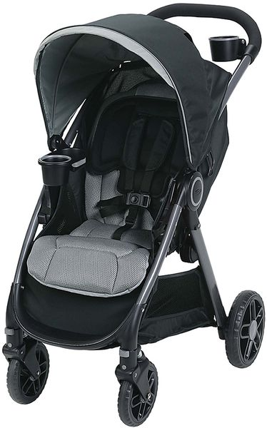 Graco FastAction Fold DLX Stroller - Matrix