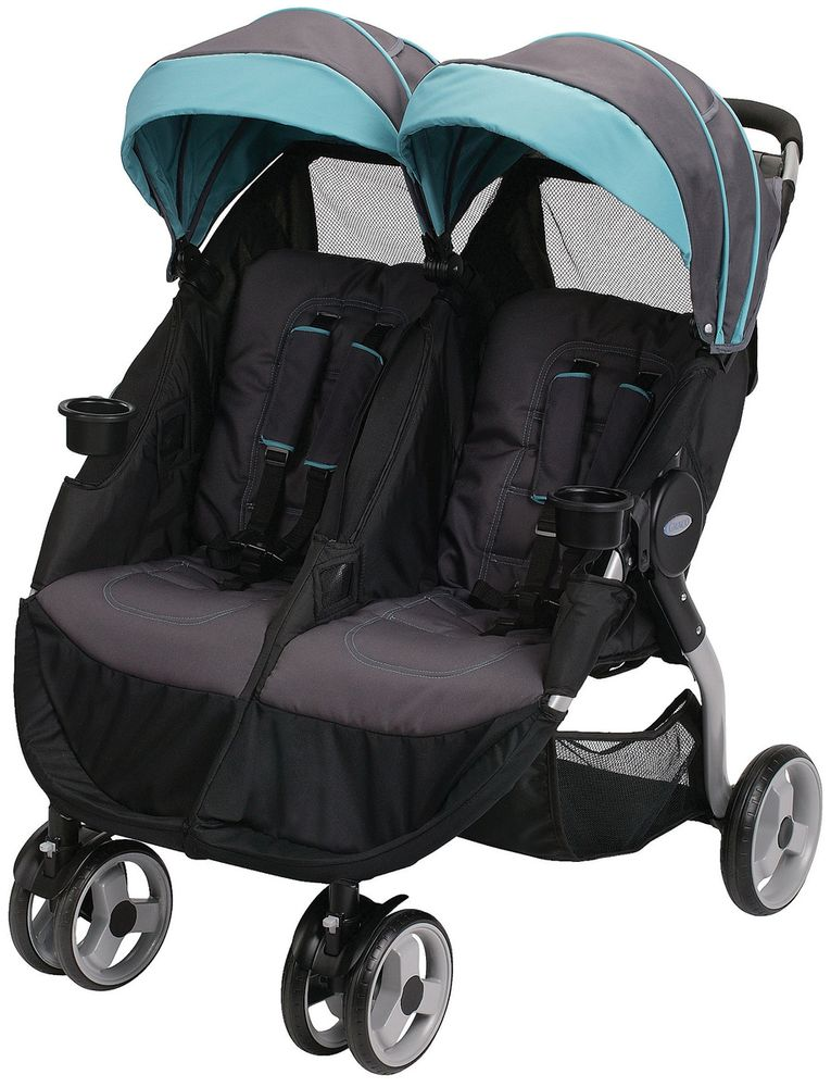graco fastaction fold duo click connect stroller tidalwave 75