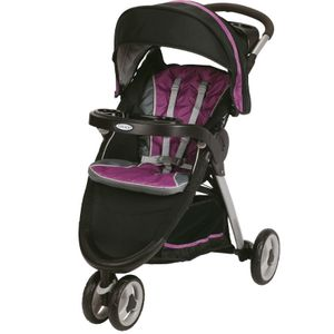Graco FastAction Fold Sport Click Connect Stroller - Nyssa