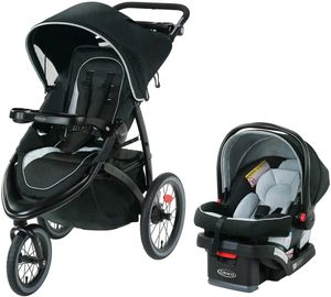 Graco FastAction Jogger LX Travel System - Mansfield