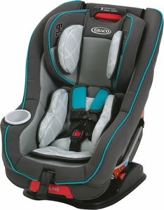 Graco Fit4Me 65 Convertible Car Seat - Finch