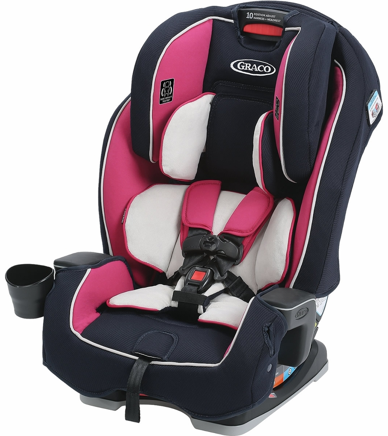 Graco Milestone All-in-One Convertible Car Seat