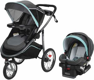 Graco Modes Jogger Click Connect Travel System - Tenley