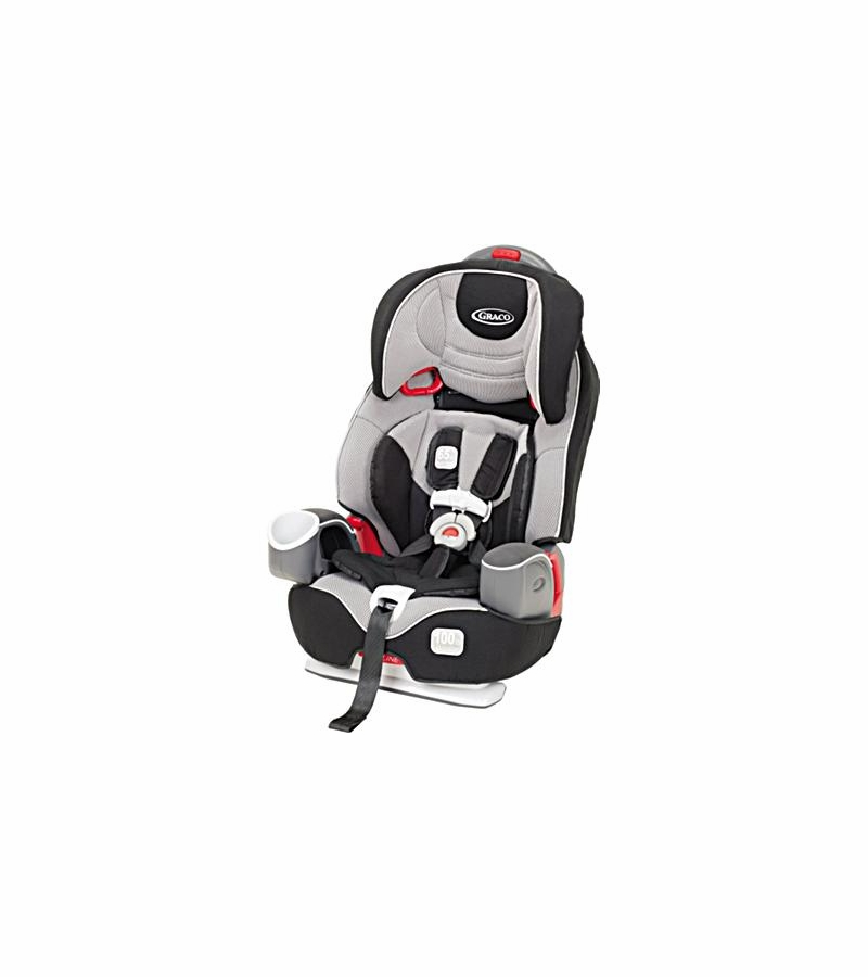 Graco Nautilus 3 In 1 Harness Booster Car Seat 8J00MTX Matrix