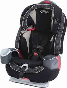 Graco Nautilus 65 LX 3-in-1 Harness Booster Car Seat 2018 - Pierce