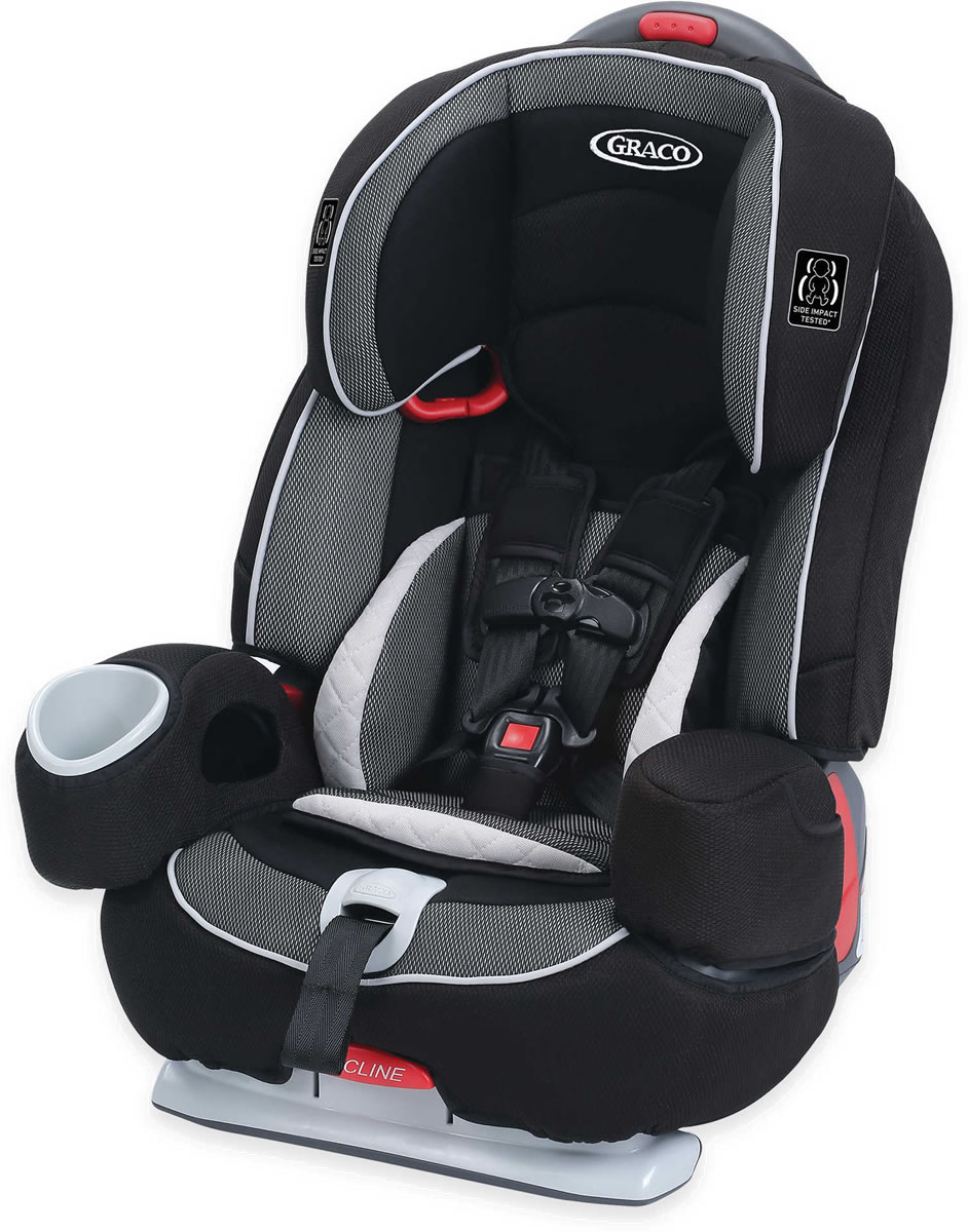Graco Nautilus 80 Elite 3-in-1 Harness Booster Car Seat -...