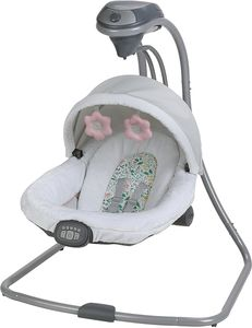 Graco Oasis Swing + Soothe Surround Technology - Tasha