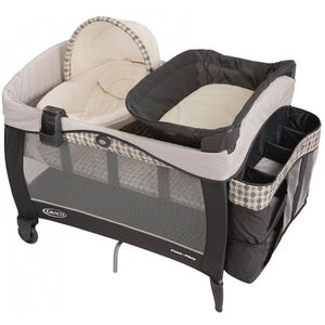 Graco Pack 'n Play with Newborn Seat Elite, Vance