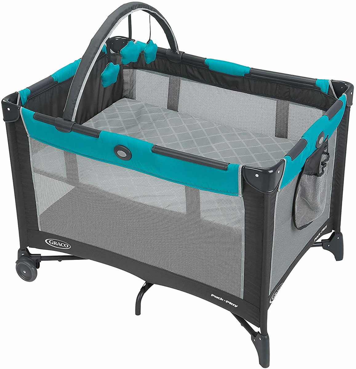 Graco Pack 'n Play On The Go Playard - Finch