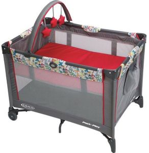 Graco Pack 'n Play On The Go Playard - Typo