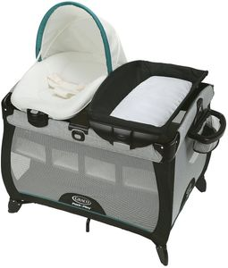 Graco Pack 'n Play Playard Quick Connect Portable Napper - Darcie