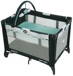 Graco Pack 'n Play Playard with Automatic Folding Feet - Stratus