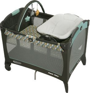 Graco Pack 'n Play Playard with Reversible Napper & Changer - Botany