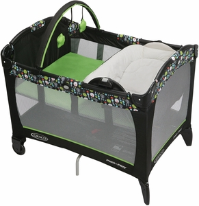 Graco Pack N Play Playard With Reversible Napper Changer Omni