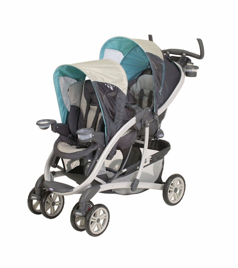 Graco Quattro Tour Duo Double Stroller Clairmont