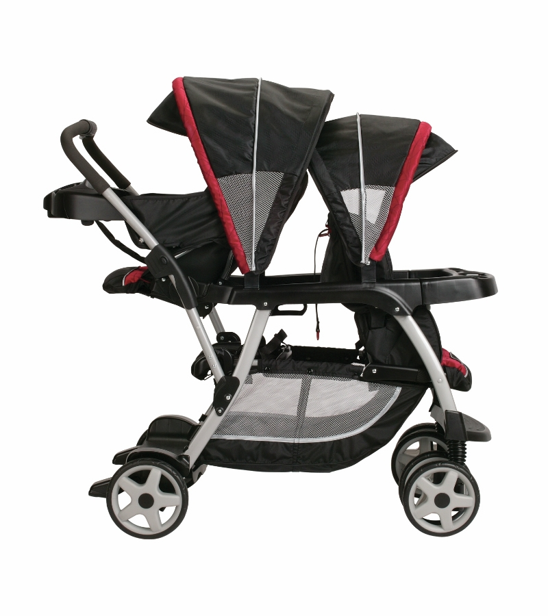 Graco Ready2Grow Click Connect Duo Stroller
