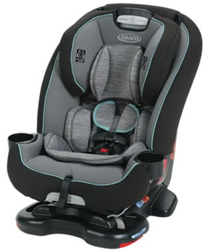 Graco Recline 'N Ride 3-in-1 Car Seat with On the Go Recl...