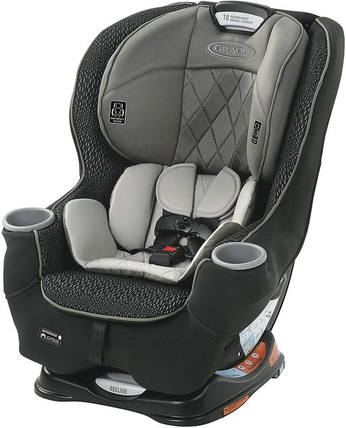 Graco Sequence 65 Platinum Convertible Car Seat 2018 Hurley