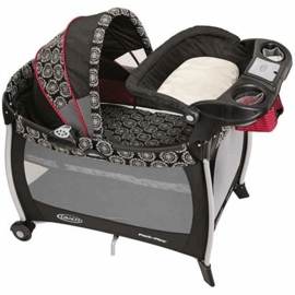 Graco Silhouette Pack N Play Playard in Edgemont