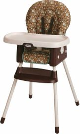 Graco SimpleSwitch Highchair & Booster - Little Hoot