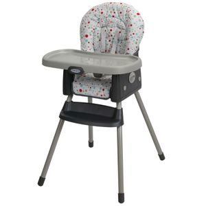 Graco SimpleSwitch Highchair & Booster - Tinker