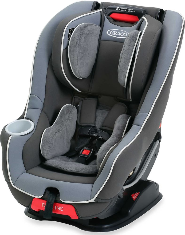 Graco Size4me 65 Convertible Car Seat Instructions - Velcromag