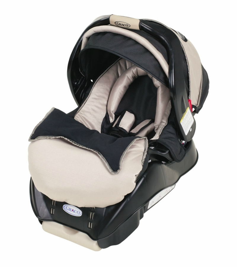 Graco SnugRide Classic Connect 22 Infant Car Seat ...