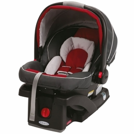 Graco SnugRide Click Connect 35 Infant Car Seat - Chili Red