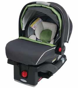 Graco SnugRide Click Connect 35 Infant Car Seat with Inright Latch 2015 - Piazza