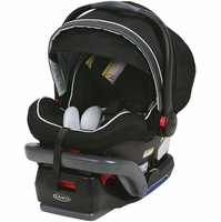 Graco SnugRide SnugLock DLX Elite Platinum Car Seats