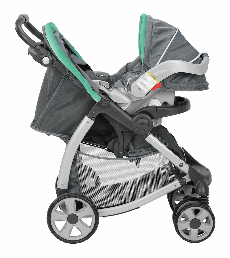 Graco Stylus Travel System With Snugride Click Connect 30 Winslet
