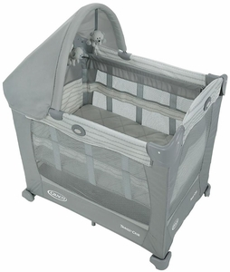 Graco Travel Lite Crib With Stages - Ballad